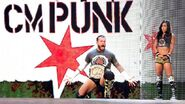 AJ Lee & CM Punk 2