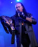 Undertaker title
