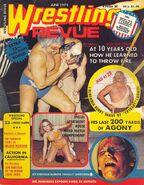 Wrestling Revue - June 1975