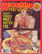 Wrestling Revue - October 1978