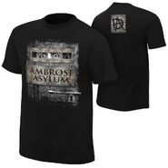 Dean Ambrose Ambrose Asylum Youth Authentic T-Shirt