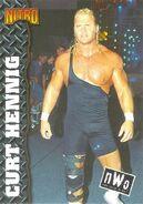 1999 WCW-nWo Nitro (Topps) Curt Hennig 40
