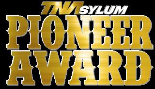TNAsylum Pioneer Award Logo