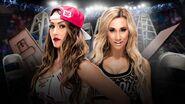 TLC 2016 Nikki v Carmella