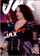 2016 WWE Divas Revolution Wrestling (Topps) Nia Jax 29