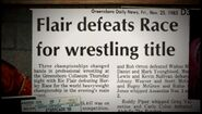Rhodes vs. Flair 6