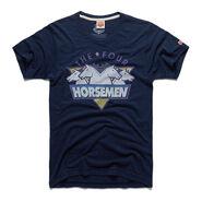Four Horsemen Homage T-Shirt