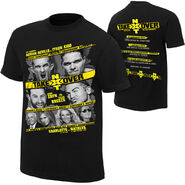 NXT Takeover Event T-Shirt