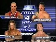 Smackdown 12-5-02 Fatal 4-Way