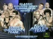 Team Guerrero vs Team Angle
