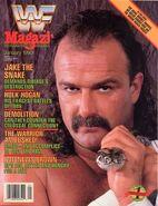January 1990 - Vol. 9, No. 1