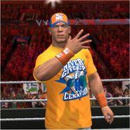 John Cena svr 2011