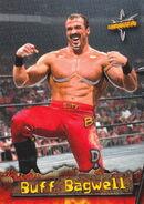 1999 WCW Embossed (Topps) Buff Bagwell 2