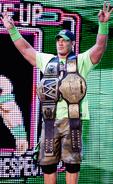John Cena - WWE World Heavyweight Champion