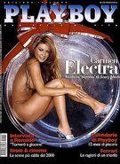 Playboy - December 2000 (Italy)