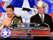 Eddie Guerrero vs JBL