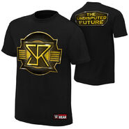 Seth Rollins The Undisputed Future Authentic T-Shirt