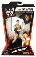 WWE Elite 3 Cody Rhodes
