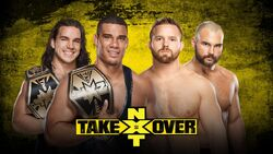 NXT Revenge Alpha v Revival