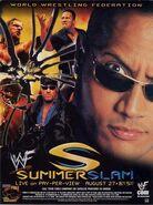 SummerSlam 2000 Poster