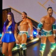 Raquel & The BroMans 3