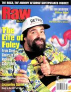 Raw Magazine January 2001