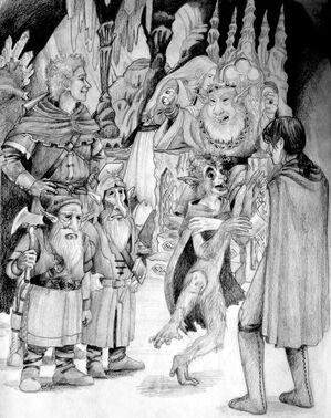 Fair folk realm by saeriellyn