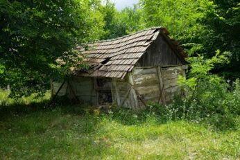 Glew's Hut