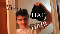Everyday Situations 06 Hat Hair