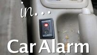 Everyday Situations 19 Car Alarm