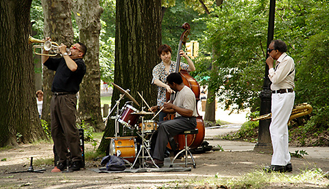File:Street Musicians in NYC.jpg