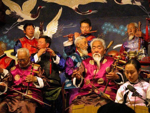 File:Naxi Musicians I.jpg