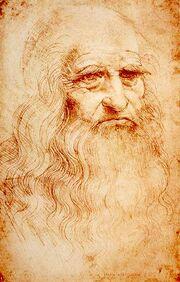 Leonardo self