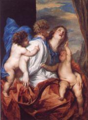 File:Van Dyck - Charity.jpg
