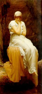 Frederick Leighton - Solitude