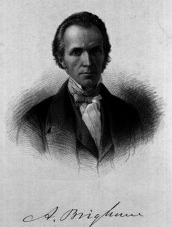 Amariah Brigham