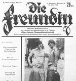 Lesbiche - 1928 - D- Die freundin 1928