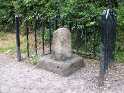 St John of Beverley Sanctuary Stone