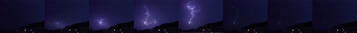 Lightnings sequence 1