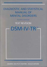DSM-IV