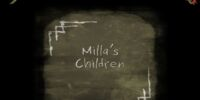 Milla's Children