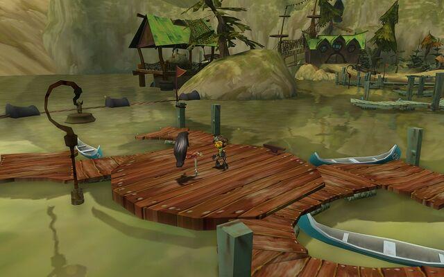 File:Lake Dock.jpg