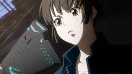 Akane worried