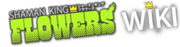 Shaman King Flowers Wiki Wordmark