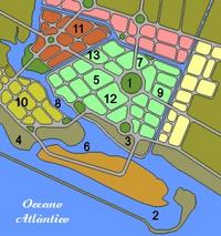 Orange mapa urb CalaisSurSoleil