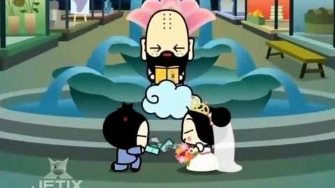 Pucca Funny Love Season 1-Ep7-Pt2-Scenes From A Maul