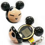 Mouse-phone