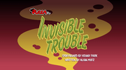 Invisibletrouble
