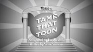 TameThatToon