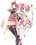 Iroha-and-madoka
